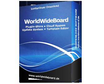 WorldWideBoard Calypso - Paket